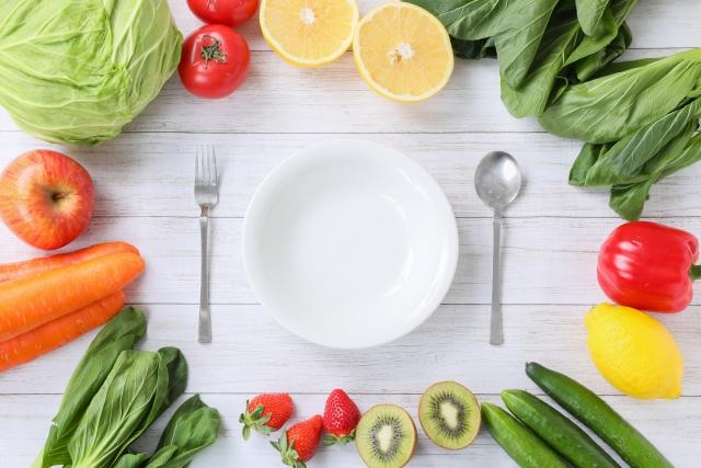 ダイエット中の食事メニューは無料アプリを活用して簡単に管理しちゃおう